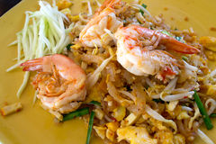Close up of Pad thai Stock Images