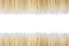 Close up paint brush Royalty Free Stock Image