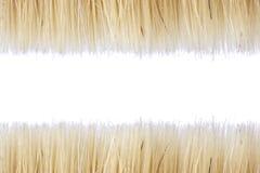 Close up paint brush Royalty Free Stock Image
