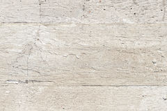 Close-up of a pale and cracked concrete wall Royalty Free Stock Photography