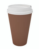 Close Up Paper Coffee Cup Stock Photos