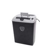 Close up of paper shredder. Royalty Free Stock Photo