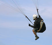 Close up Paraglider Royalty Free Stock Photos