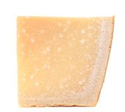 Close up of parmesan cheese. Stock Images