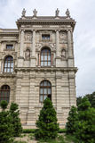 Close up of part of the Natural History Museum Vienna Stock Photo