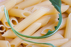 Close-up of pasta Royalty Free Stock Images