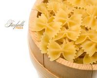 Close-up pasta Stock Photo