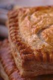 Pasty Close up Royalty Free Stock Photo