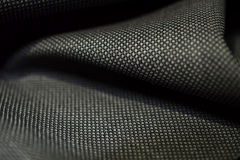 Close up pattern texture gray fabric of suit Royalty Free Stock Image