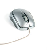 Close up of pc mouse Stock Image