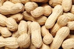 Close up peanuts background stock photos