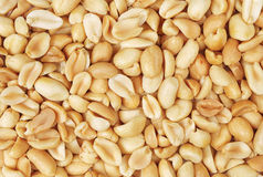 Close up peanuts Stock Images