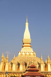 Close up Pha That Luang Royalty Free Stock Images