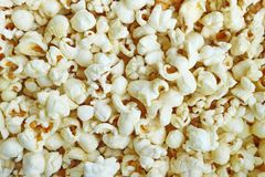 Close Up Photo Of Salted Popcorn royalty free stock images