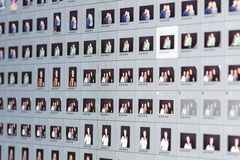 Close-up of photo editing software Stock Photo