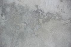 Close-up photo of the gray stucco wall texture. Close-up photo of the gray grunge stucco wall texture for background stock image