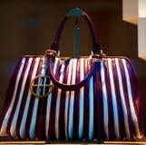 Close-up photo of a handbag Stock Image