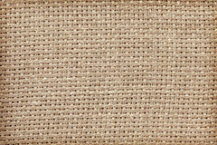 Close up photo of natural linen, texture or background Stock Photo
