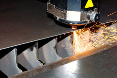 Free Close-up Photo Of The Industrial Laser Stock Image - 20286441