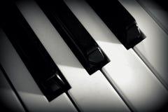 Close Up Photo of Piano Keys stock images