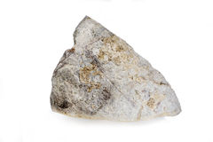 Close up photo of rock boulder Stock Photography