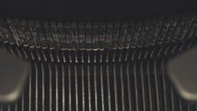 Close-up Photo of Typewriter Royalty Free Stock Images