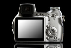 Close Up  Photo Video Camera Royalty Free Stock Image