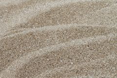 Close-Up Photo of White Sand