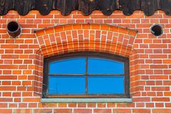 Close-up photo of a window Stock Image