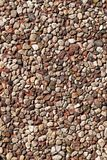 Stone wall, close-up Stock Photos