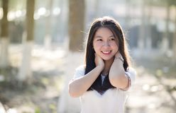 Close-Up Photography of Asian Woman Smiling Stock Photos
