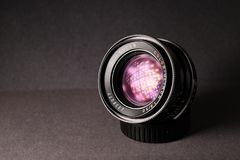 Close-Up Photography of Camera Lens Stock Images