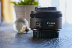 Close-Up Photography of Camera Lens Stock Photography