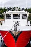 Close Up Photography of Ship's Front Royalty Free Stock Photography