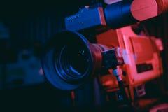 Close-up Photography of Video Camera Stock Photos