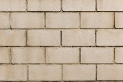 Close up big bricks patter stock images