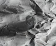 Picture of grey paper background, black and white Stock Photo