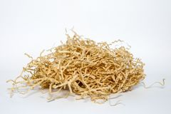 Pile of recycled paper royalty free stock images