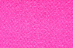 Close-up Pink Fabric Background Royalty Free Stock Photography