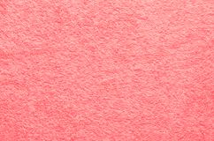Close up pink fabric texture Stock Photos