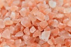 Himalayan rock salt. Royalty Free Stock Images