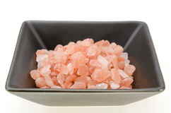 Himalayan rock salt. Royalty Free Stock Image
