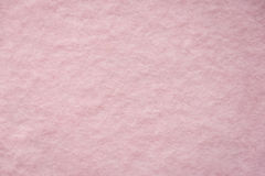 Close up of pink wool fluffy texture Royalty Free Stock Photo