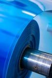 Close-up plástico do rolo Imagens de Stock Royalty Free