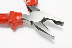 Close-up of Plier Stock Photography