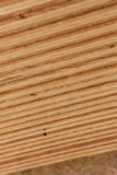 Close up of plywood Stock Photo