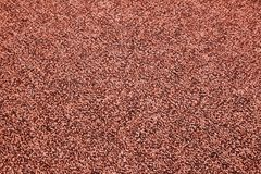 Close-up of polyester carpet; red earthtone hues. stock illustration