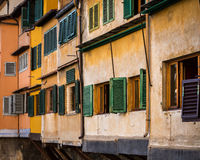 Close-up Ponte Vecchio Stock Image