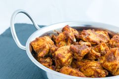 Chicken Rendang curry Stock Photography