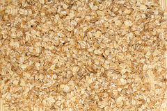 Close up porridge oats background texture. Diet healthy nutrition. Royalty Free Stock Photos